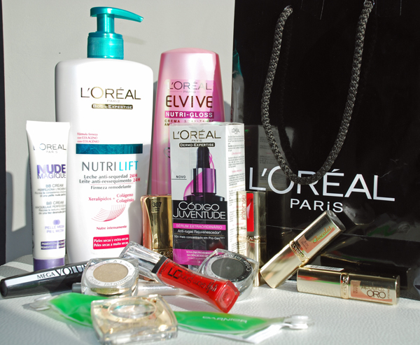 Productos Loreal Paris