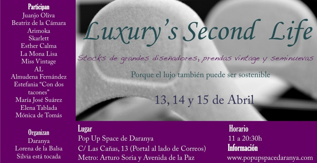 Luxury´s second life