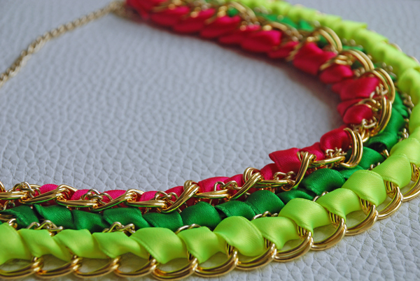 Collares fluo